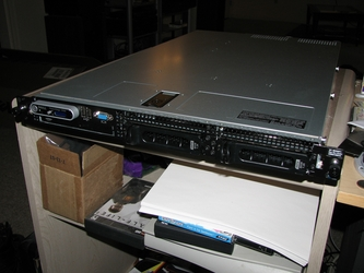 Server Front (No Faceplate)