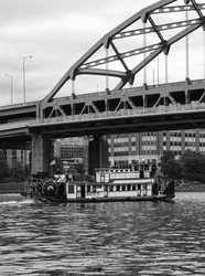 Allegheny Riverboat