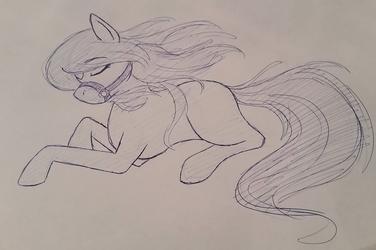 Arle Twitter Sketch 2