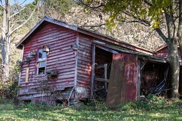 Barn Decay