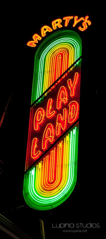 Boardwalk Neon