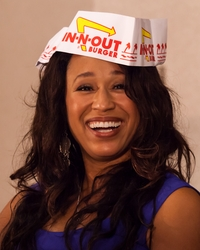 Brenda Crichlow Likes In-n-Out
