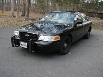 Ford Crown Victoria (Sold)
