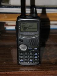 D7 - APRS Message Input