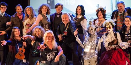 Davros Variety Show Cast