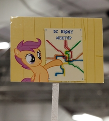 DC Bronies Sign