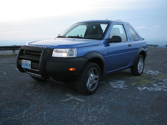 Land Rover Freelander (Sold)