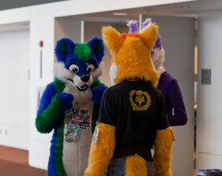 Fursuiter Group