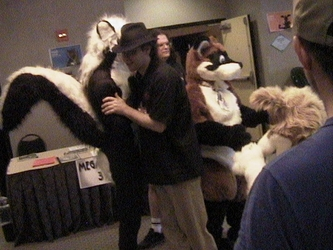 Fursuiters