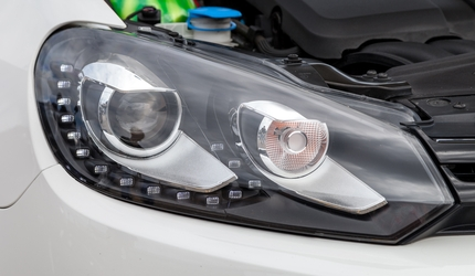 Golf Headlight