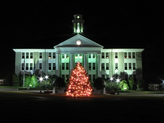 Christmas on the Quad