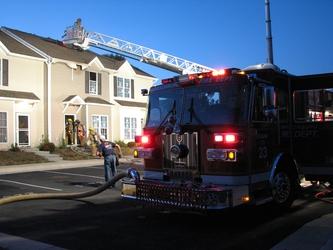 Settlers Lane Fire