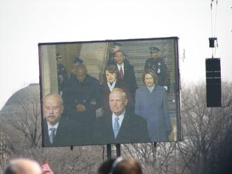 President Obama's Inauguration (2009)