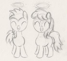 Innocent Ponies