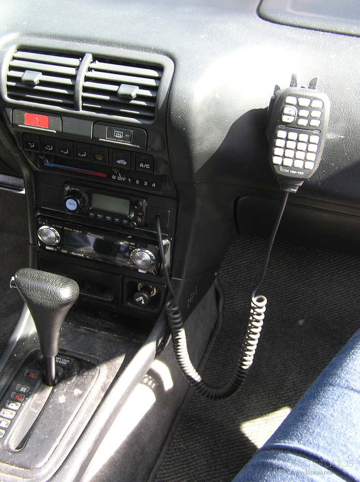 Amateur Radio Installation - Dash