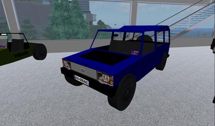 Lupinia Motor Company (Rebuild)