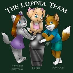 Lupinia Team