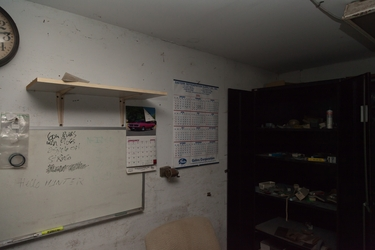 Maintenance Wall