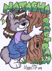 Marci Badge 3