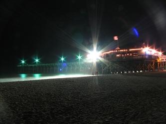 Blinding Pier