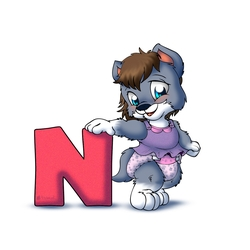 N Is For Natasha