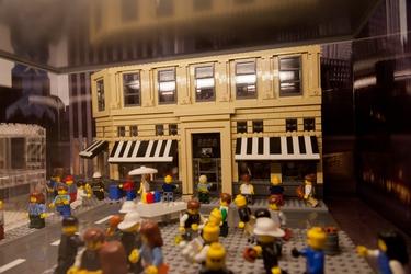 Rockafeller Lego Store