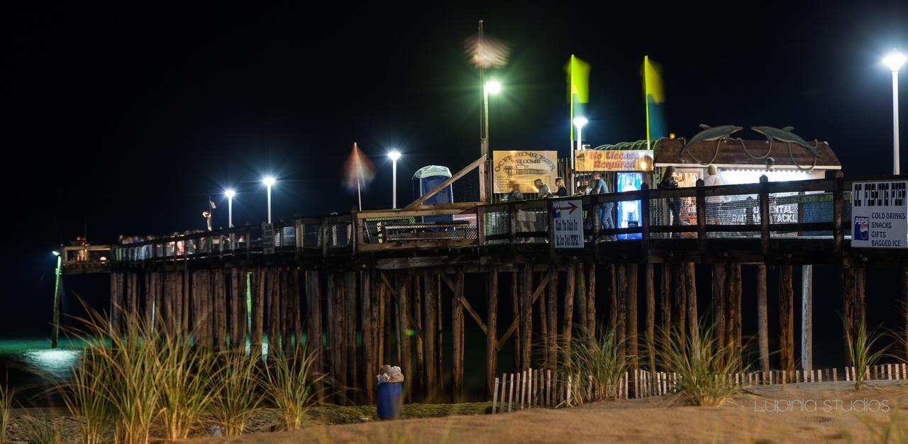 Ocean City Fishing Pier