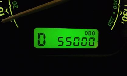 Odometer (55000)