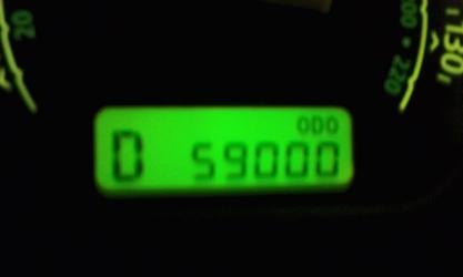 Odometer (59000)