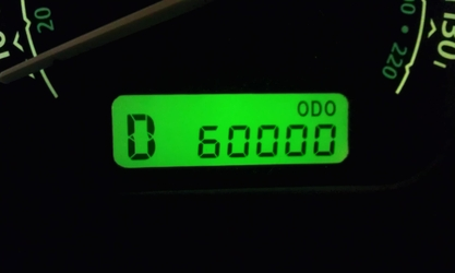 Odometer (60000)