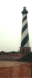 Hatteras Up Close