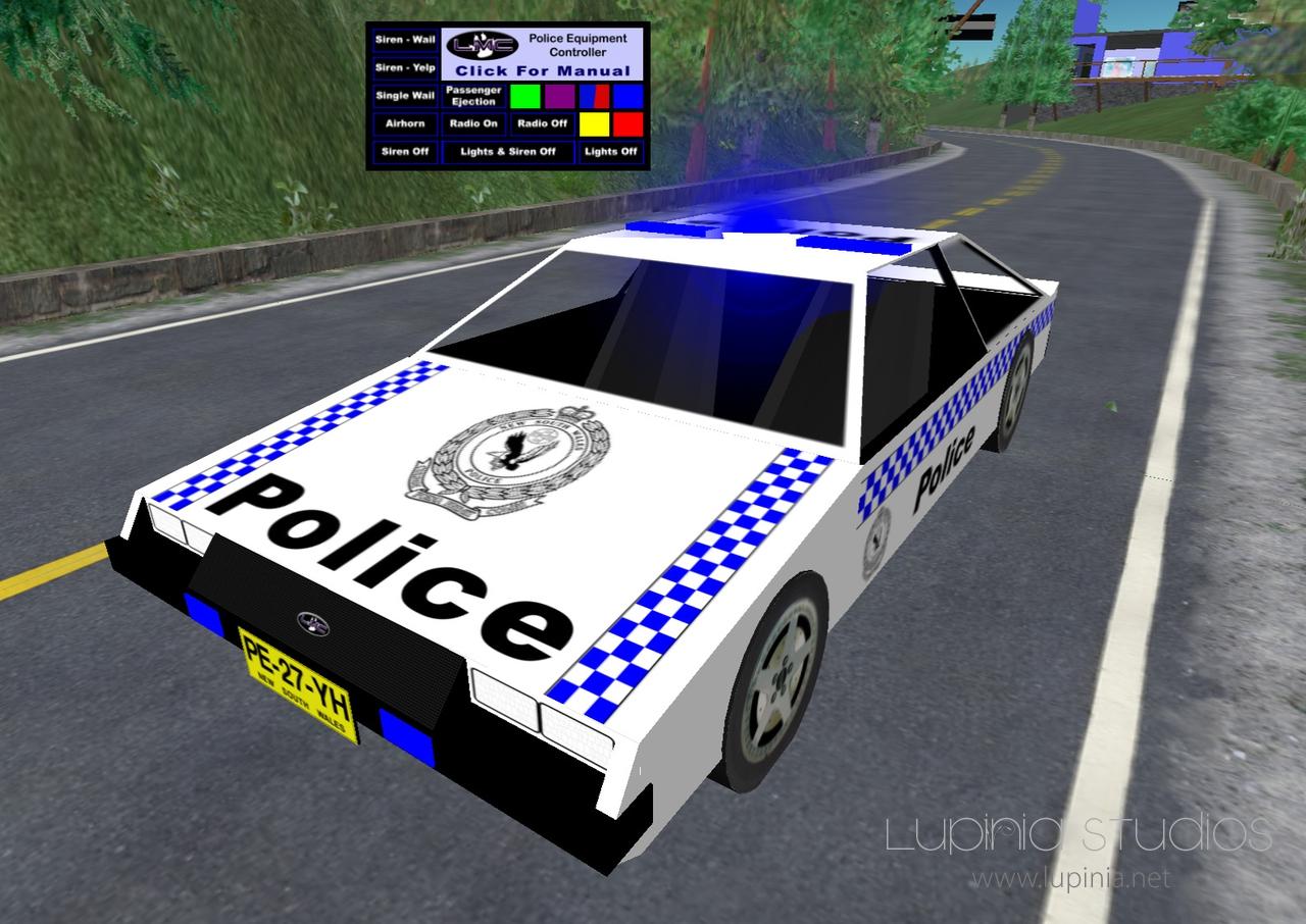 Police HUD