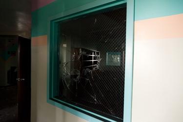 Psych Floor - Broken Window