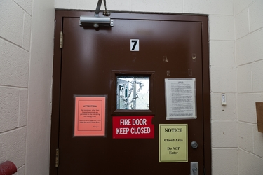 Psych Floor - Door