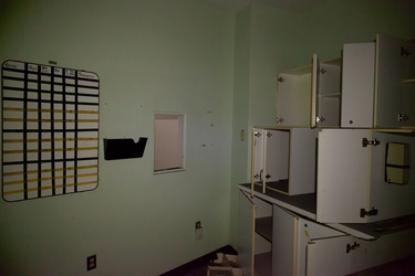 Psych Floor - Medicine Room