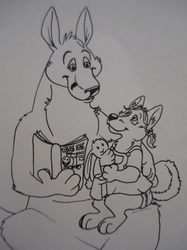 Roo Storytime