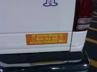 Sassy Stickers