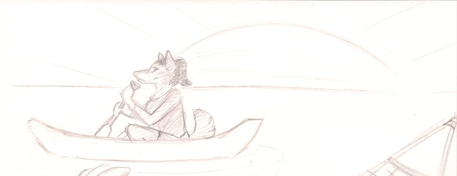Sketches Page (Canoe)