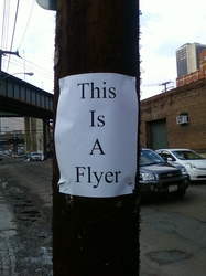 This Is A Photo Of A Flyer