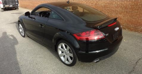 Audi TT Dealer Photo 29