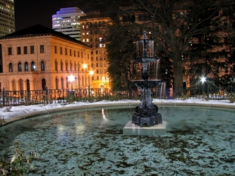 Frigid Fountain
