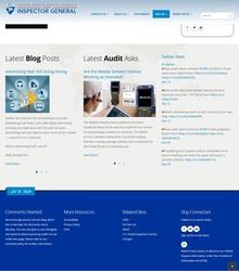 USPSOIG.gov Rebuild - Homepage (Bottom)
