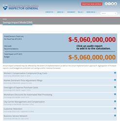 USPSOIG.gov SIM - Initial