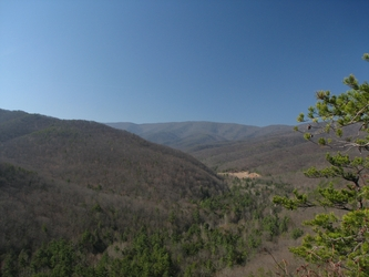 View From First Cliff