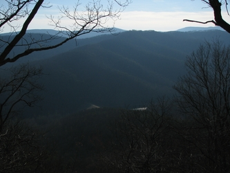 View From Trail