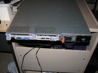 Server Rear
