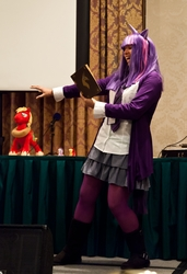 Cosplay Contest - Schoolgirl Twilight