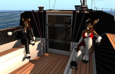 Sailing With Myself