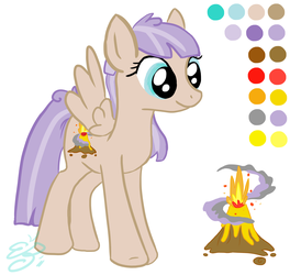 Character - Allirea (MLP)