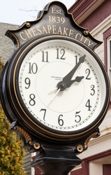 Chesapeake City Clock
